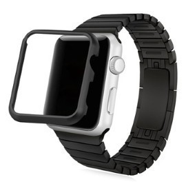 Niceeshop 42mm Genuine Leather Loop With Magnet Lock Strap Source · Bandmax Apple Watch 42